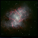 Crab Nebula taken with MODS1 on the LBT