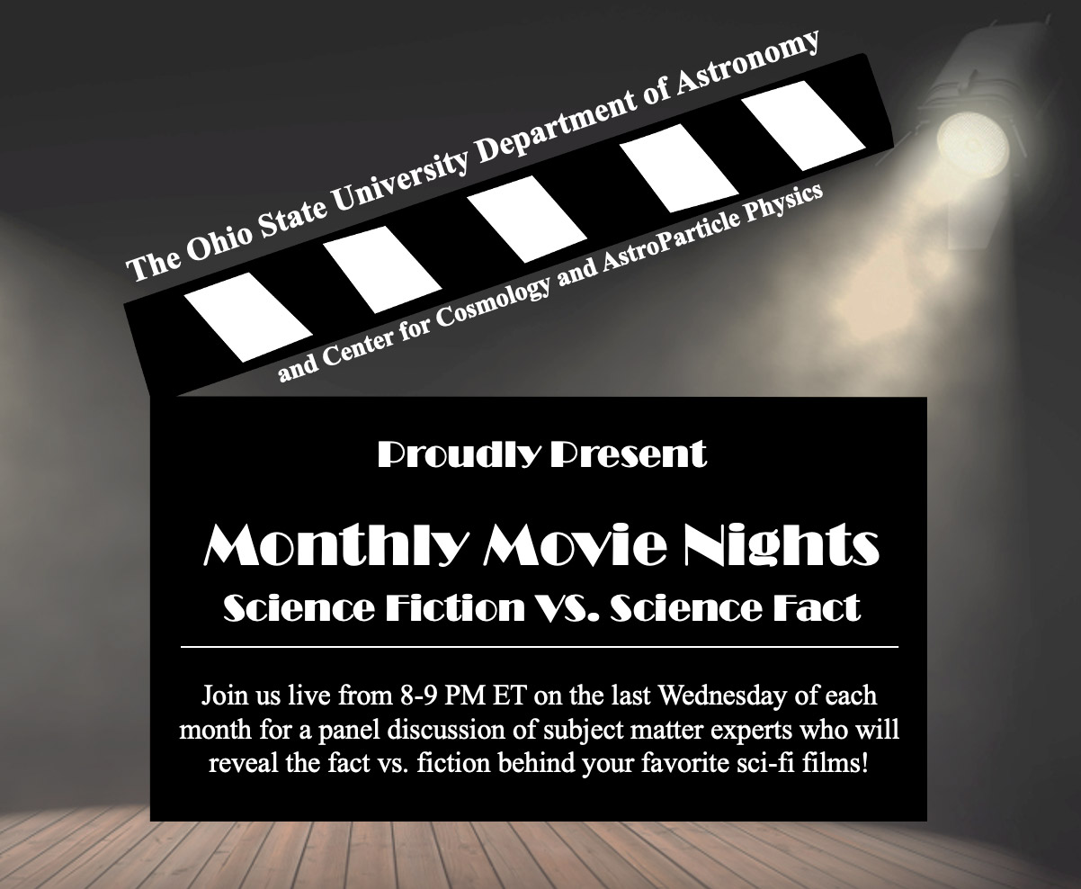 Monthly Movie Night Logo