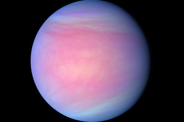 Image of Venus from Planet C team