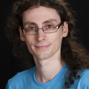 Headshot of Postdoctoral Research Student Mathieu Vrard