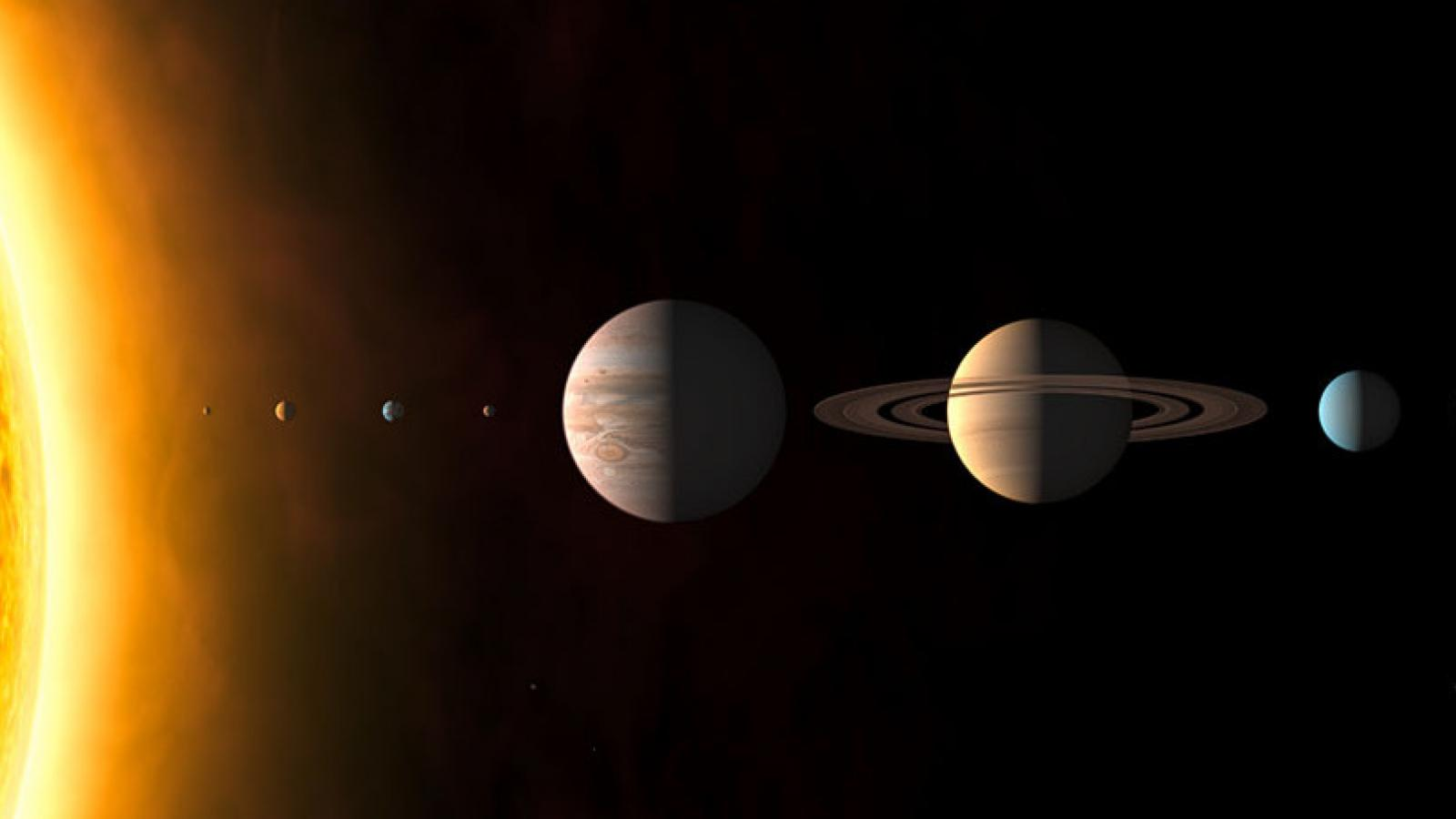 Ast1140 - Planets & The Solar System
